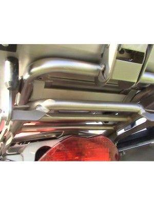 BMW F800 GS/GSA> TOPCASE ALUMÍNIO 39 L + SUPORTE INOX