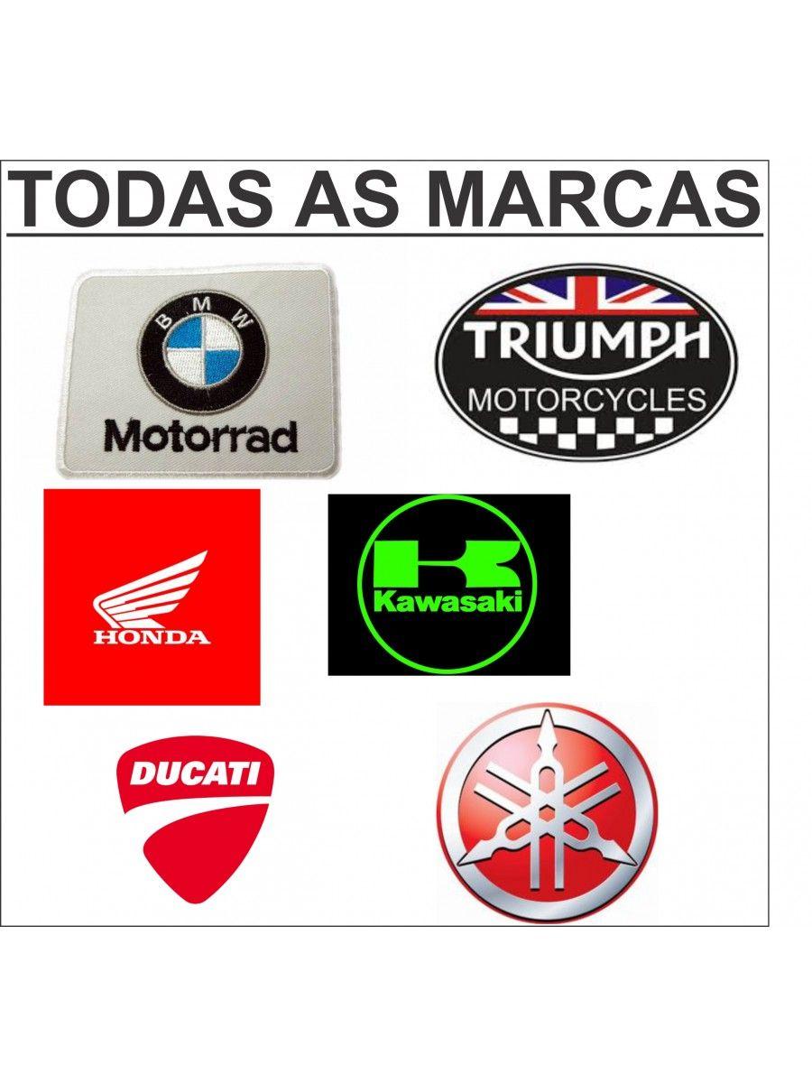 ADESIVO KIT LOGOS 18 pçs DIVERSAS MARCAS