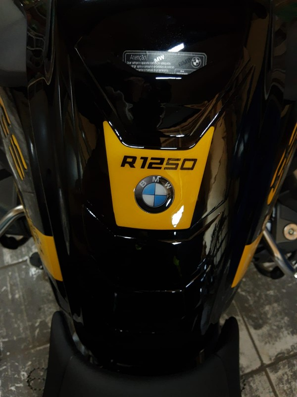 ADESIVO PERSONALIZADO BMW GS R 1250 40 ANOS - SOLICITE ORCAMENTO 16 - 9.8826.3455 - Mateus