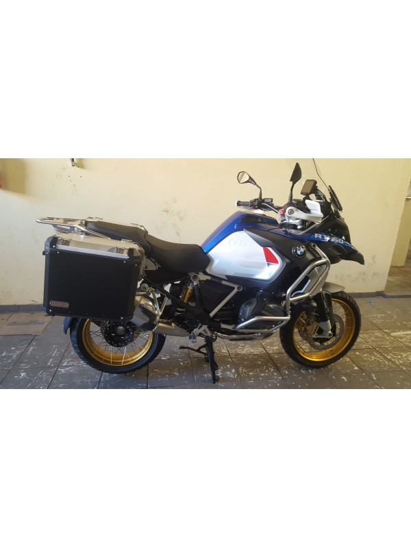 BMW R1250 GS ADVENTURE > MALAS LATERAIS 36/44 L ALUMÍNIO PAR