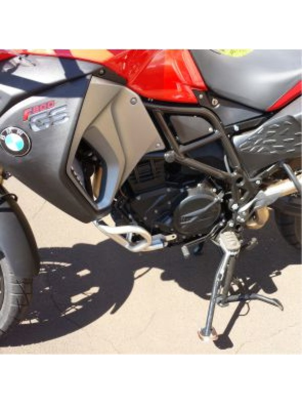 BMW F800 GS> AMPLIADOR DE DESCANSO RALLY E IN0X