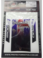 TRIUMPH - PROTETOR DE TANQUE (TANK PAD) EXC - 154B