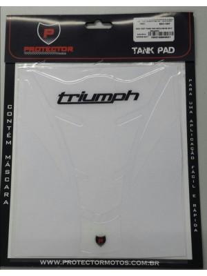 TRIUMPH - PROTETOR DE TANQUE (TANK PAD) EXC - 155T