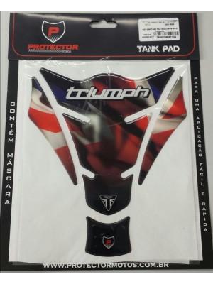 TRIUMPH - PROTETOR DE TANQUE (TANK PAD) EXC - 85B