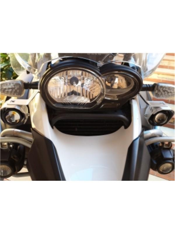 BMW R1200 AC GS ADVENTURE > FARÓIS AUXILIARES+UNIDADE LED+KIT DE LIGAÇÃO