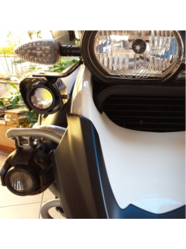 BMW R1200 AC GS PREMIUM/SPORT > FARÓIS AUXILIARES + UNIDADE LED