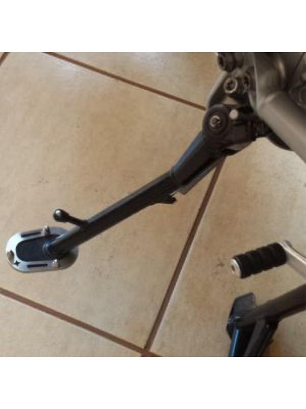 BMW R1200 LC GS PREMIUM/SPORT 2013 > AMPLIADOR DE DESCANSO INOX (ALTURA PADRÃO)