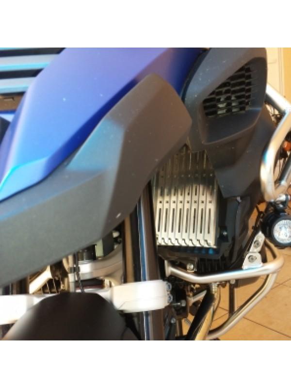 BMW R1200 LC GS PREMIUM/SPORT > PROTETOR DE RADIADOR INOX