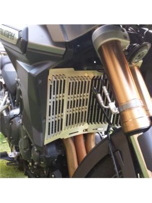 TRIUMPH EXPLORER 1200 ate 2016 - PROTETOR DE RADIADOR INOX
